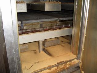Tunnel Oven Fire Hazards